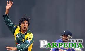Sohail Khan in ODI