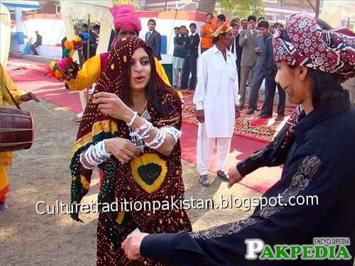 Tradition of Sindh