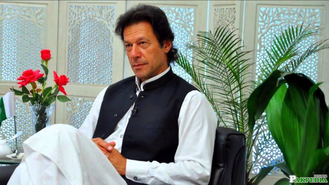 Chairman Imran Khan