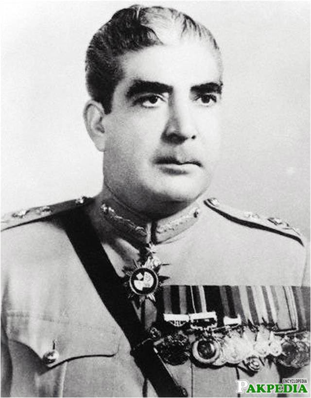 Yahya Khan a General