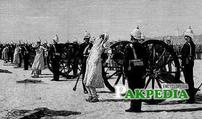 Muslims and hindus both were in danger by british rule