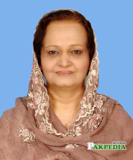 Miss Tahira Aurangzeb