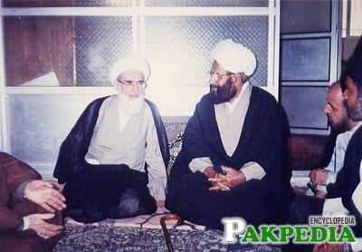 With ulma in Najaf