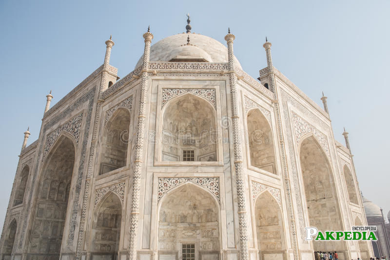 Monuments built by Shahjahan