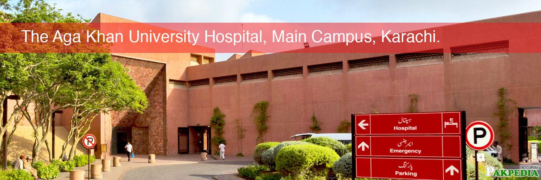 Aga Khan University Hospital, Karachi