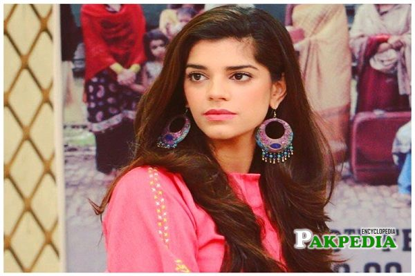 Sanam Saeed Biography