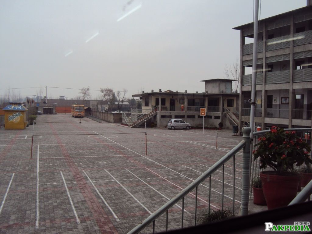 Head Quarters of Charsadda District