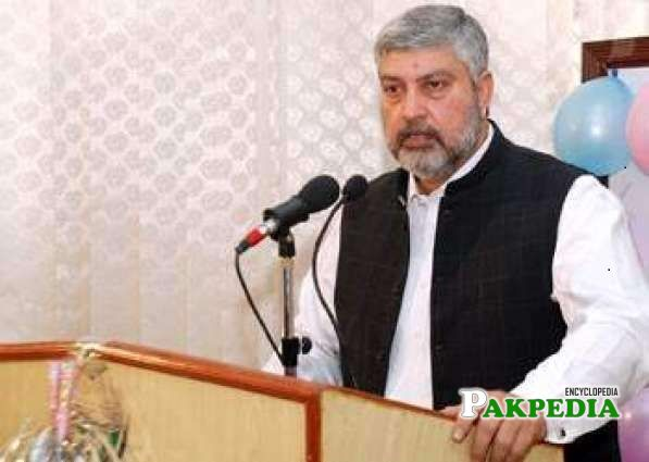 Malik Nadeem Kamran appointed as MPA for fourth time