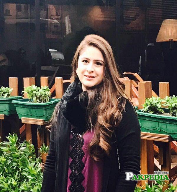 Sarah Ahmad Biography