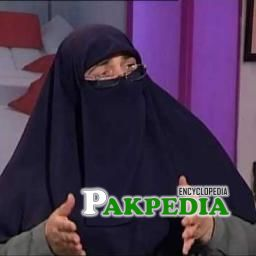Farhat Hashmi is Islamic scholars