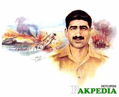 Muhammad Hussain Janjua super hero