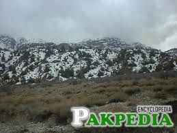 Ziarat in Winter