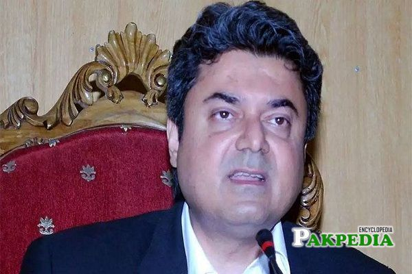 Barrister Farogh Naseem resigned from his post