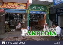 Gun manufacturing and selling shops in dara adam khel