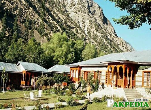 Mosque in Chitral