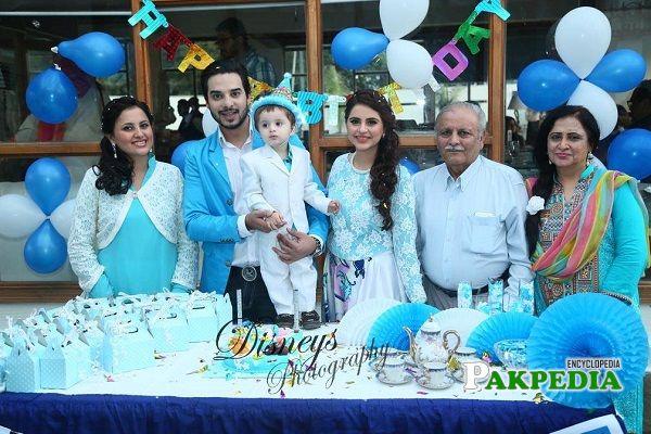 Kanwar Arsalan Family