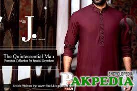 Junaid Jamshed's Best Kurta / Kameez Designs