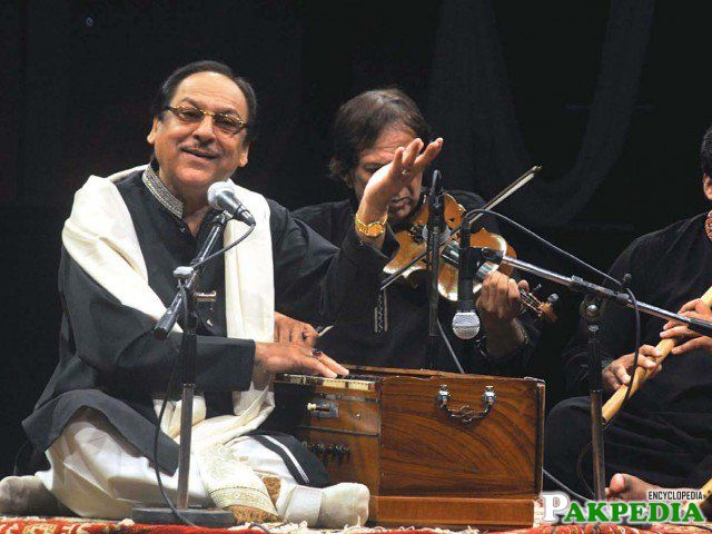 Ghulam Ali in Concert