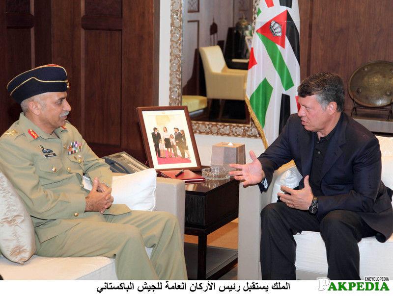 Major general Waheed Arshad