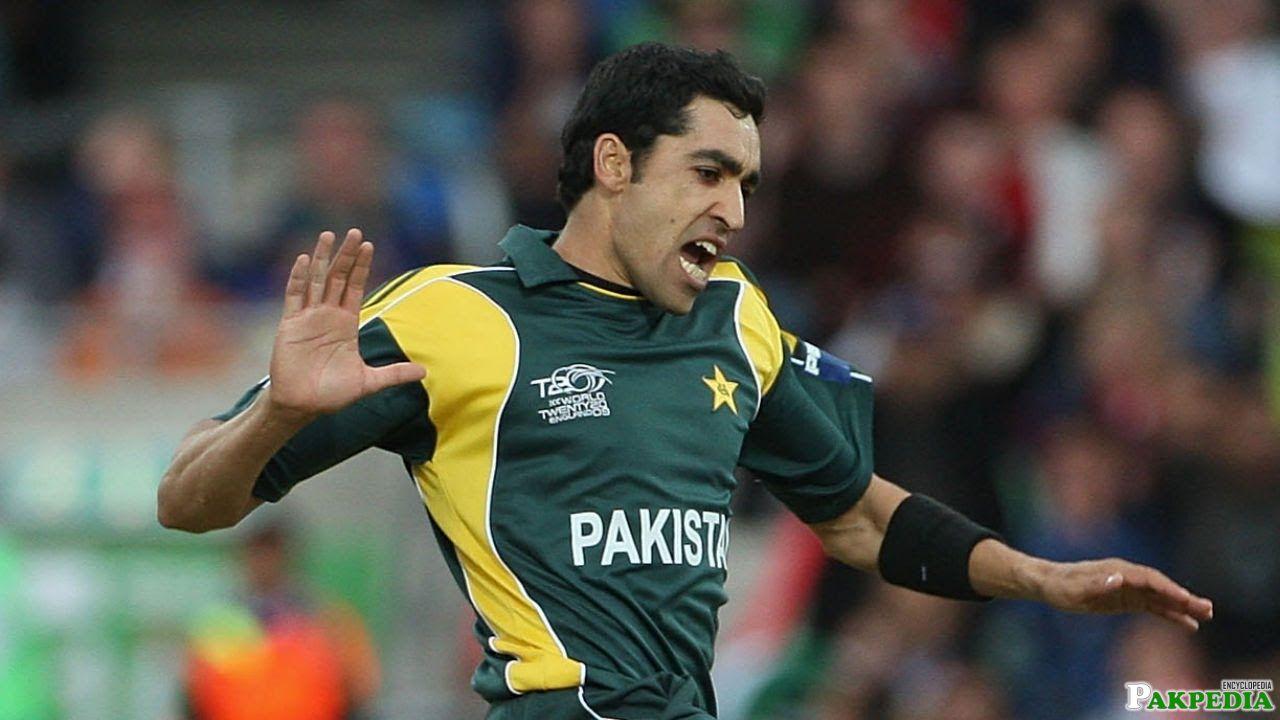 Umar Gul Bowled Well