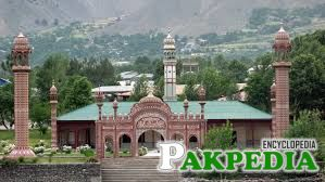 Chitral Valley a Mosque