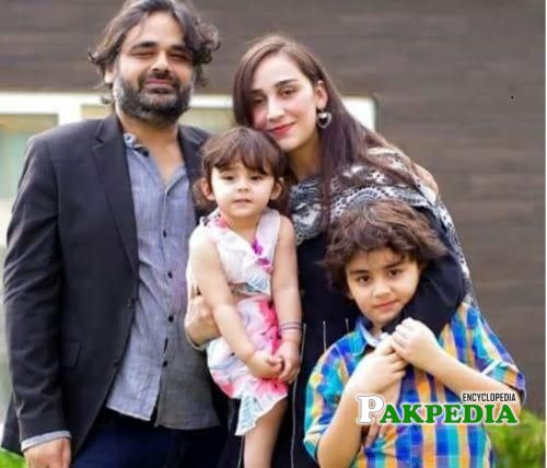 Shees Sajjad Gul Family