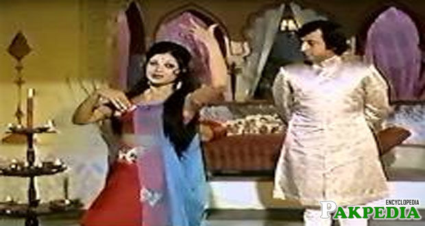 In movie 'Devar bhabhi'