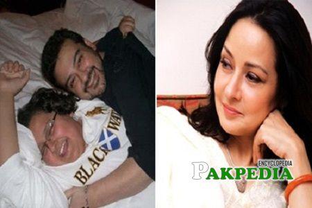 Azaan Sami Khan Family