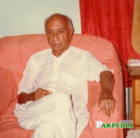 Ghulam Murtaza Syed popularly known as G.M Syed