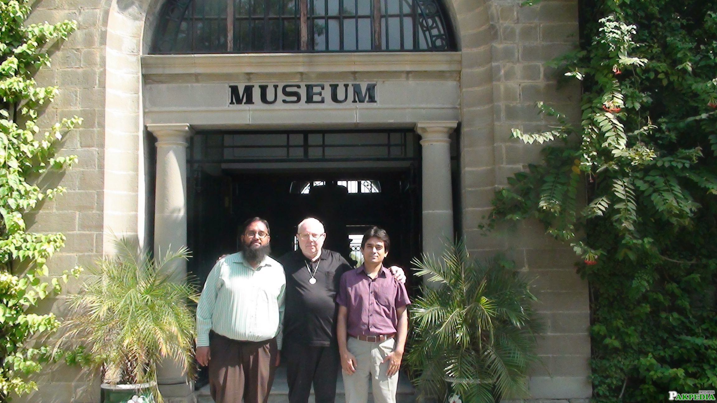 Taxila Museum and People