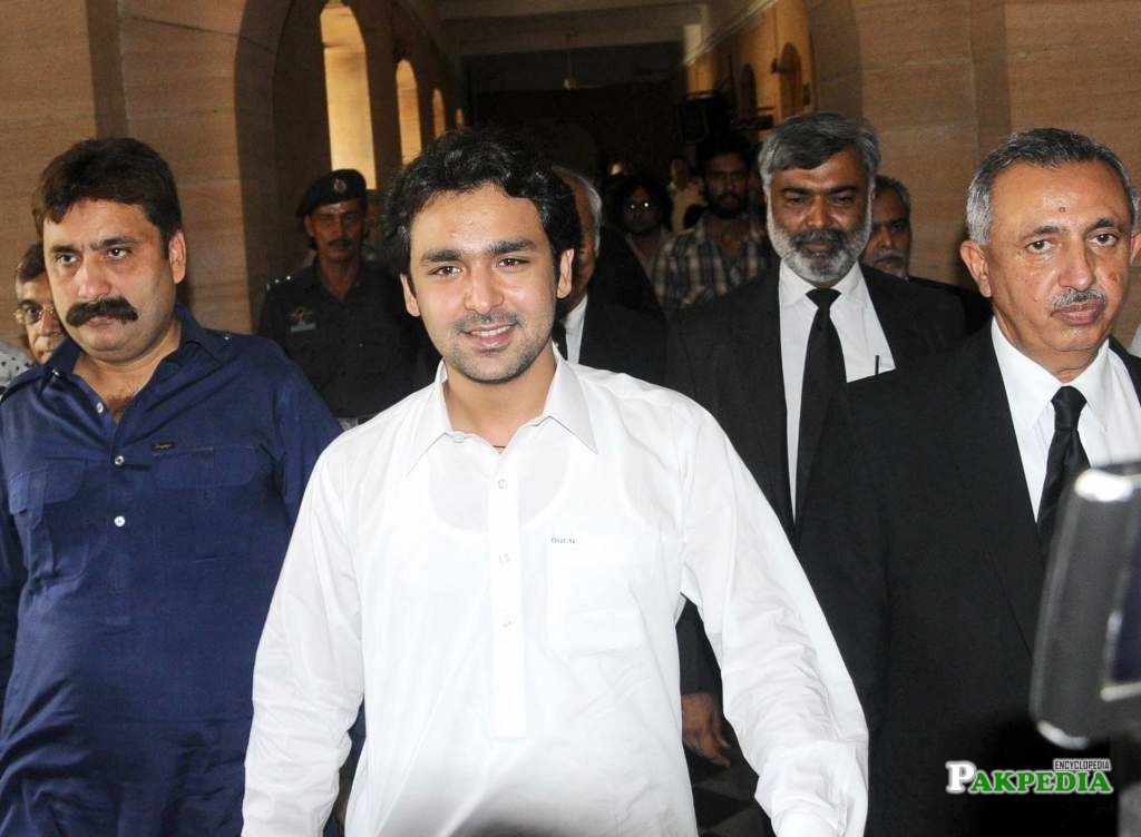 In Lahore High Court