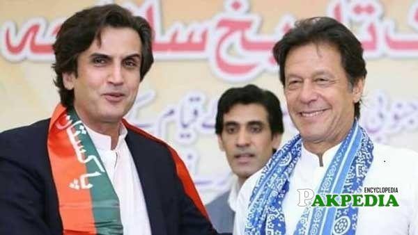 Khusro Bakhtiar joined PTI