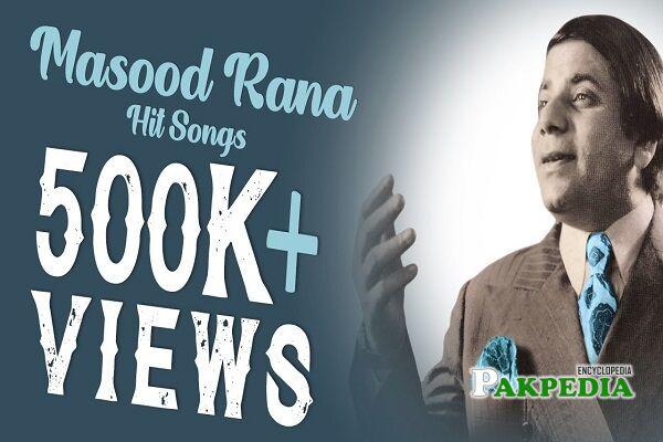 Masood Rana Songs
