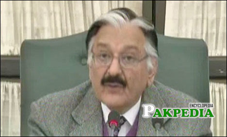 Justicr Raza shared his views on Judiciary of Pakistan