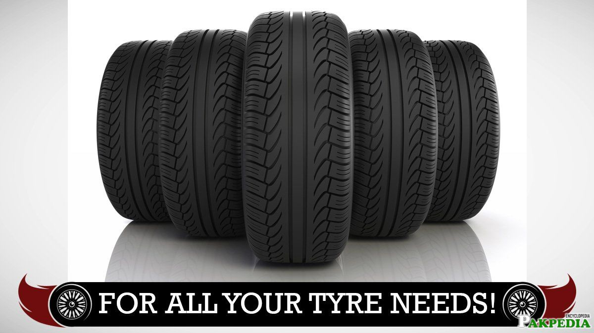 For All your Tyre Needs