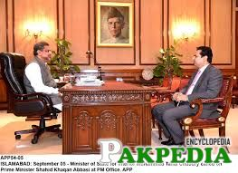Prime Minister Called Muhammmad Tallal Chaudry Meeting