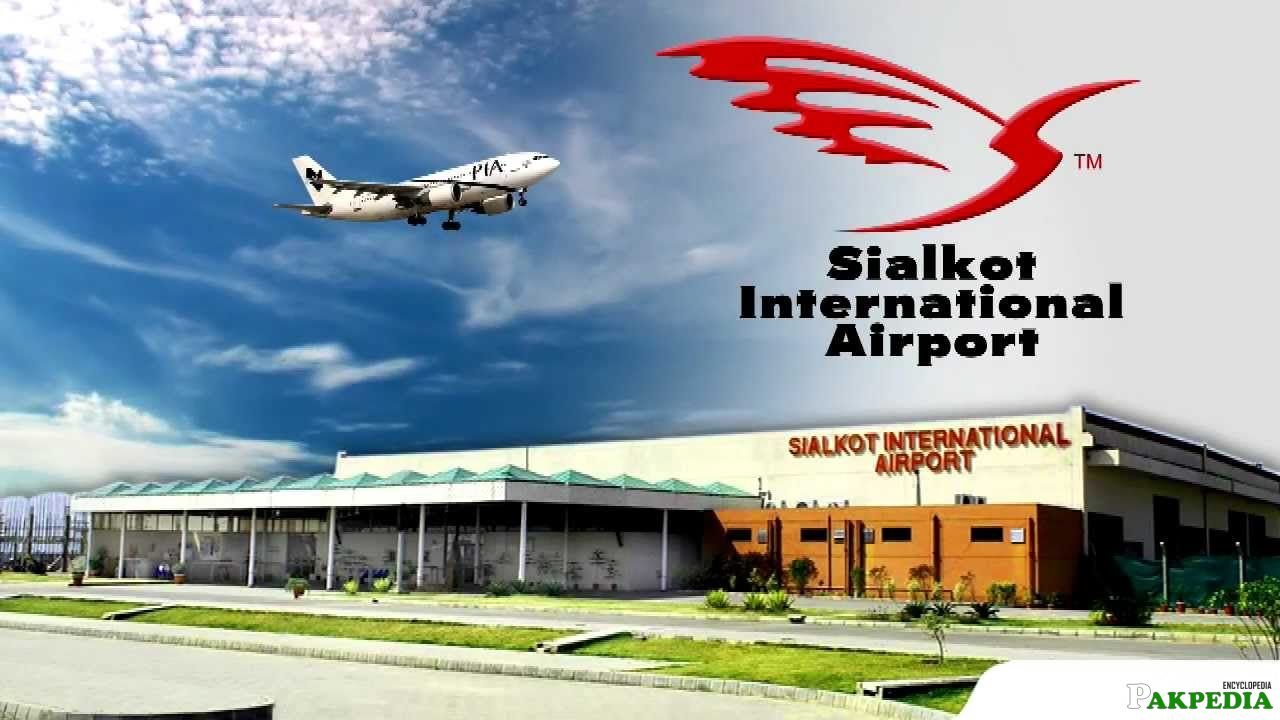 Sialkot International Airport open for always