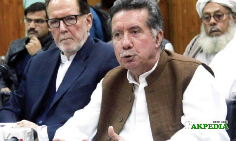 ANP leader suspended from the party