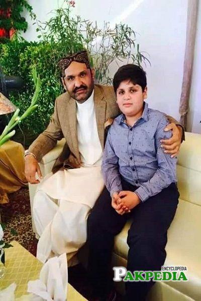 Ali Gohar Khan Family