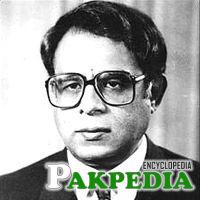 Wasim Sajjad Old Image
