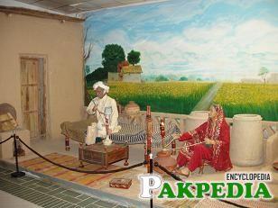 National heritage museum drama reflects Pakistani culture