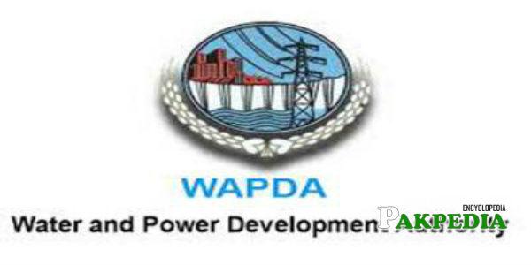 Logo of Wapda