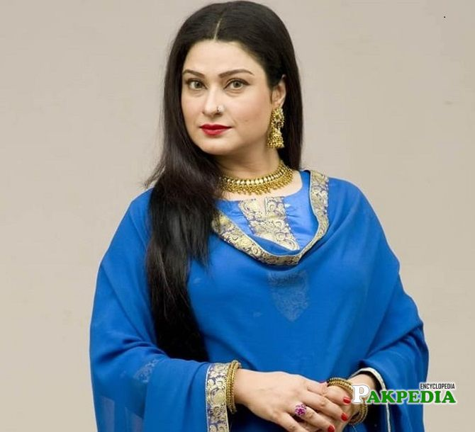 Sania Saeed biography