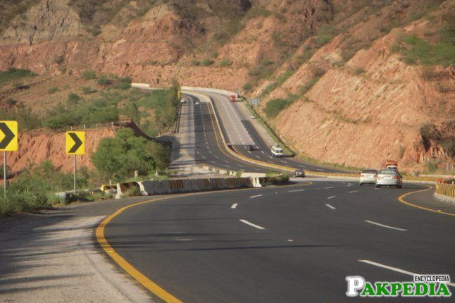 Pakistan Motorways Project