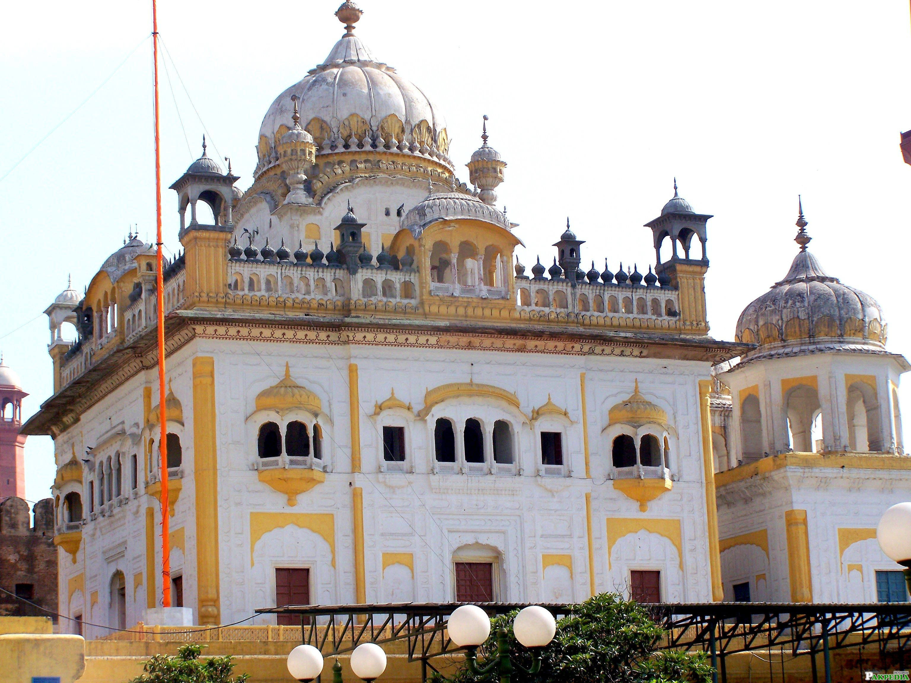 Samadhi Of Ranjit Singh in Lahore