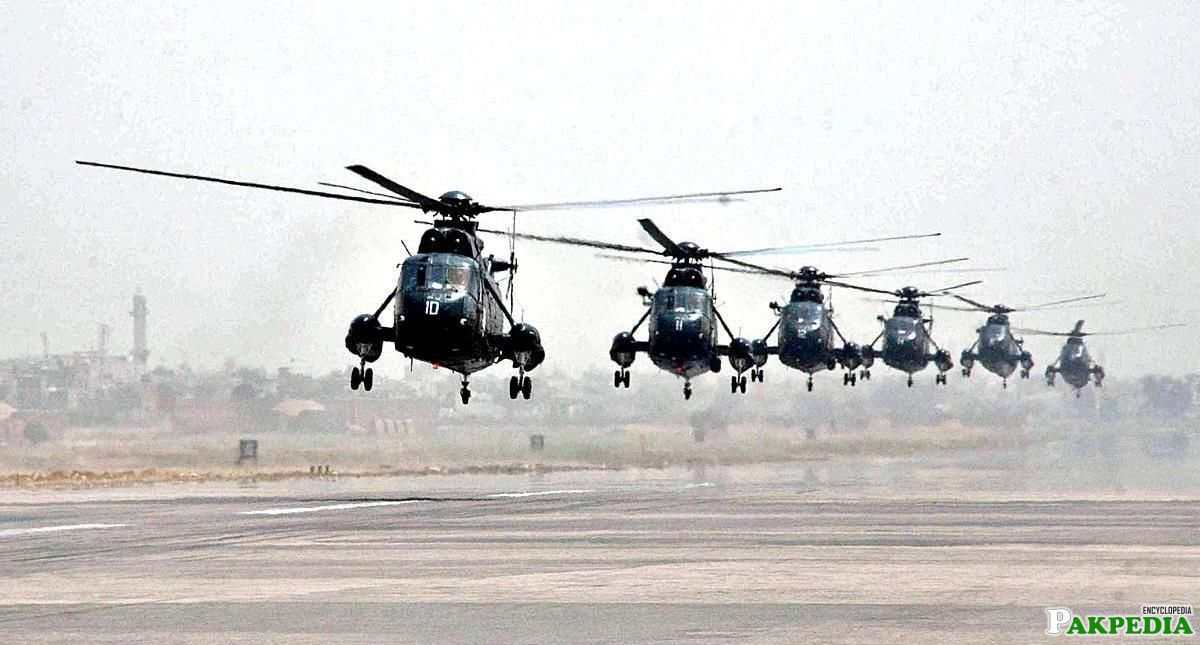 Pakistan Navy Helicopters