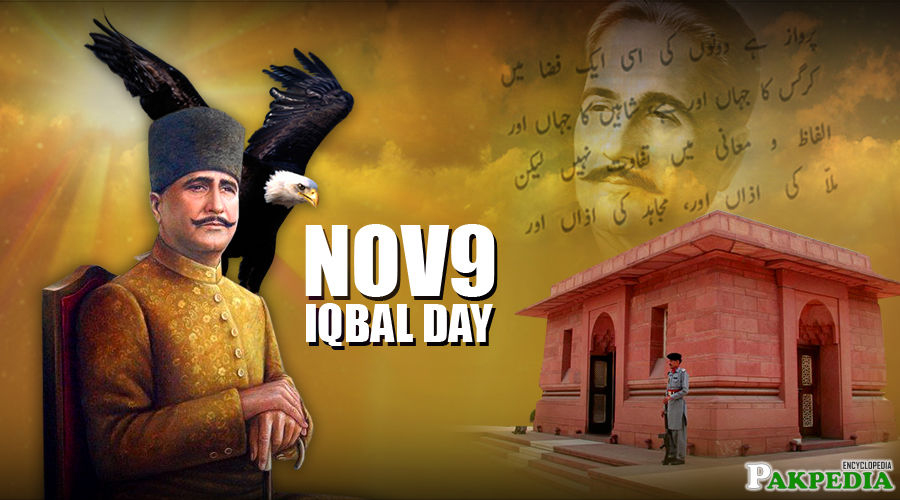9 November, Iqbal Day
