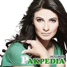 Model and Singer Fariha Pervaiz