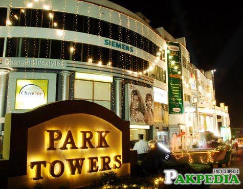 PAk towers in karachi
