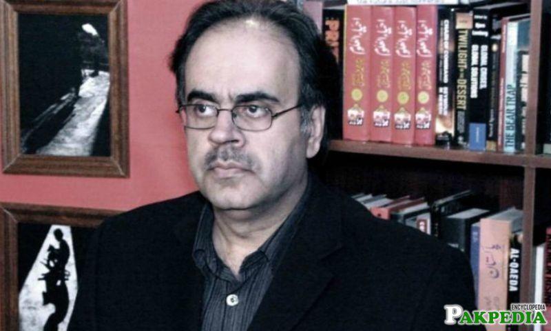 Dr. Shahid Masood On War on Terrorism
